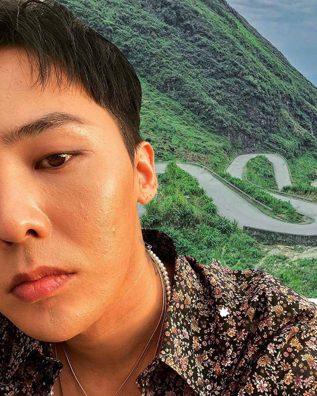 Thương G-Dragon lâu không được đi du lịch, fan hết lòng ghép ảnh anh đi khắp Việt Nam - Ảnh 1.