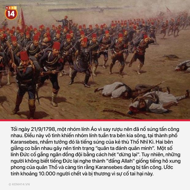 15 trận chiến có diễn biến đi thẳng xuống lòng đất đã từng diễn ra trong lịch sử nhân loại - Ảnh 9.