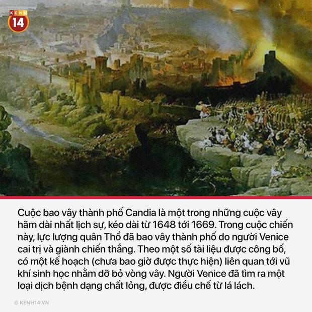 15 trận chiến có diễn biến đi thẳng xuống lòng đất đã từng diễn ra trong lịch sử nhân loại - Ảnh 10.