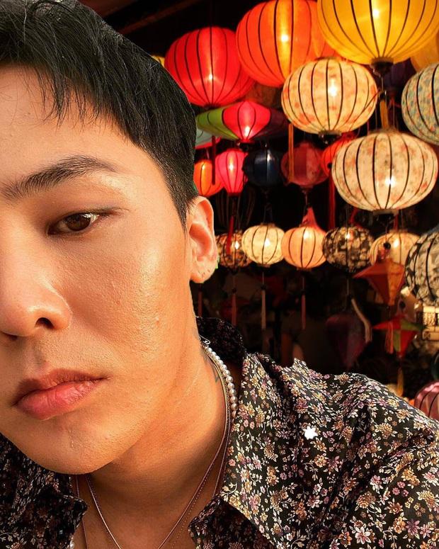 Thương G-Dragon lâu không được đi du lịch, fan hết lòng ghép ảnh anh đi khắp Việt Nam - Ảnh 9.