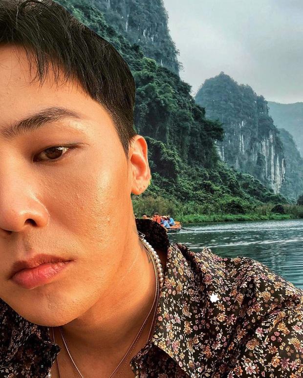 Thương G-Dragon lâu không được đi du lịch, fan hết lòng ghép ảnh anh đi khắp Việt Nam - Ảnh 5.