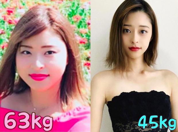 Gái xinh người Nhật giảm liền 18kg trong 6 tháng với 4 nguyên tắc ai cũng có thể học theo - Ảnh 2.
