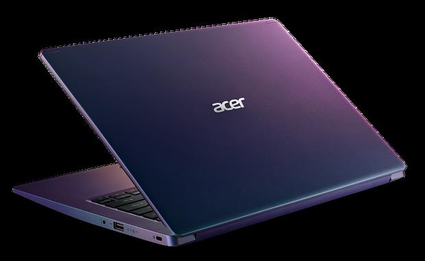 Laptop Acer Aspire 5 với phiên bản màu Magic Purple đầy cá tính - Ảnh 1.
