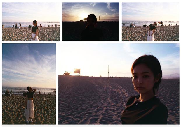 """Tài khoản IG ảnh film của Jennie như một nhật ký du lịch thu nhỏ: từng nơi BLACKPINK đi qua đều được ghi lại đầy chất """"nghệ"""" - Ảnh 4."""