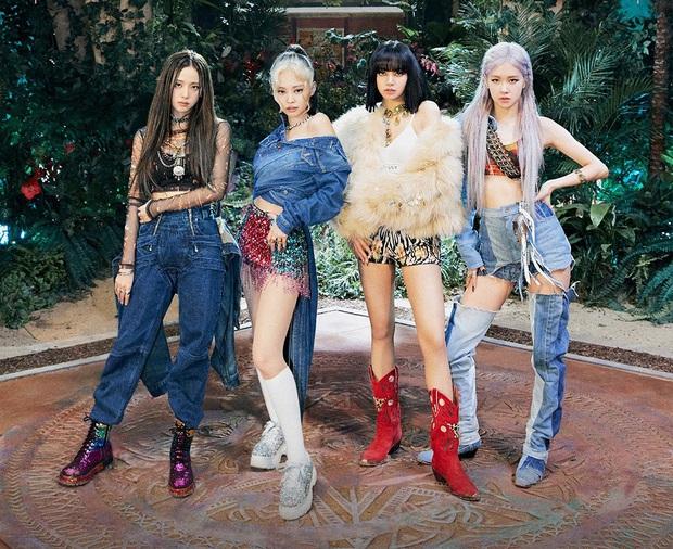 """Tranh cãi vị thế của Red Velvet: Bán album lẫn lượt xem YouTube đều thua TWICE và BLACKPINK, liệu có xứng """"chung mâm"""" với 2 nhóm đàn em? - Ảnh 6."""
