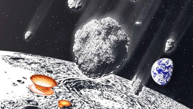Trái đất từng phải chịu đến 50 NGHÌN TỈ tấn gạch đá như bom dội xuống: Vũ trụ rõ ràng chẳng nương tay với chúng ta chút nào - Ảnh 1.