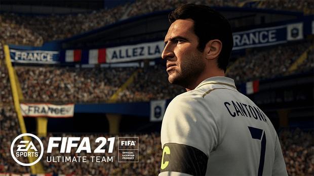 Huyền thoại MU - Eric Cantona sẽ có mặt trong FIFA Online 4, fan Quỷ Đỏ háo hức chờ đợi - Ảnh 1.