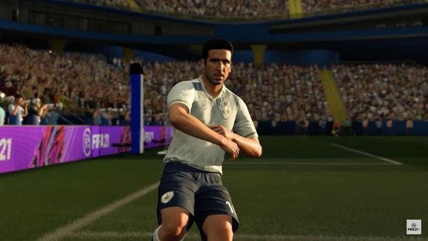 Huyền thoại MU - Eric Cantona sẽ có mặt trong FIFA Online 4, fan Quỷ Đỏ háo hức chờ đợi - Ảnh 3.