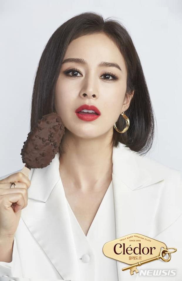Ở tuổi 40, Kim Tae Hee tái hiện kiểu tóc ngắn từng gây sốt 5 năm trước, nhan sắc nữ tổng tài khiến fan rụng rời - Ảnh 1.