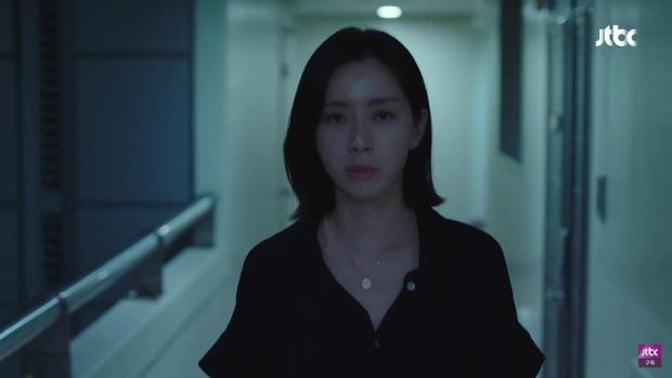 Nghi vấn bà đại Yoon Ah mới là kẻ giết người ở tập 5 Hội Bạn Cực Phẩm: Chồng thương vợ nên dành đổ vỏ? - Ảnh 2.