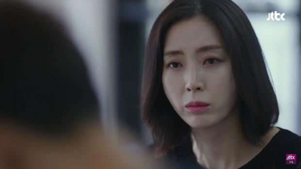 Nghi vấn bà đại Yoon Ah mới là kẻ giết người ở tập 5 Hội Bạn Cực Phẩm: Chồng thương vợ nên dành đổ vỏ? - Ảnh 4.