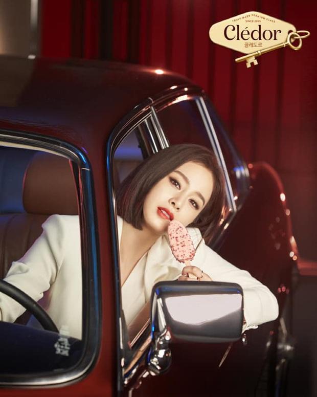 Ở tuổi 40, Kim Tae Hee tái hiện kiểu tóc ngắn từng gây sốt 5 năm trước, nhan sắc nữ tổng tài khiến fan rụng rời - Ảnh 3.