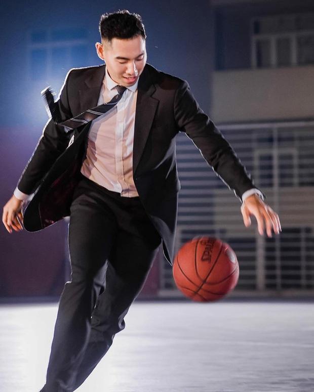 Nam chính tập 12 Người ấy là ai là cầu thủ bóng rổ Việt kiều cao đến 1m93! - Ảnh 4.
