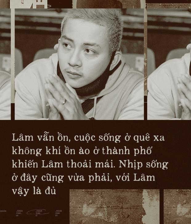 Hành trình 200km Sài Gòn - Vĩnh Long tìm Hoài Lâm: Đừng đặt kì vọng rằng Lâm sẽ trở lại, Lâm thấy ổn và hài lòng với cuộc sống thanh bình ở quê - Ảnh 5.