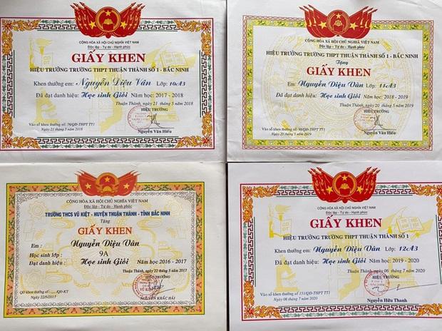 Nữ sinh Bắc Ninh sinh năm 2002 đón xe buýt lên Hà Nội luyện thi mỗi ngày, nhận được học bổng 5,7 tỷ - Ảnh 5.