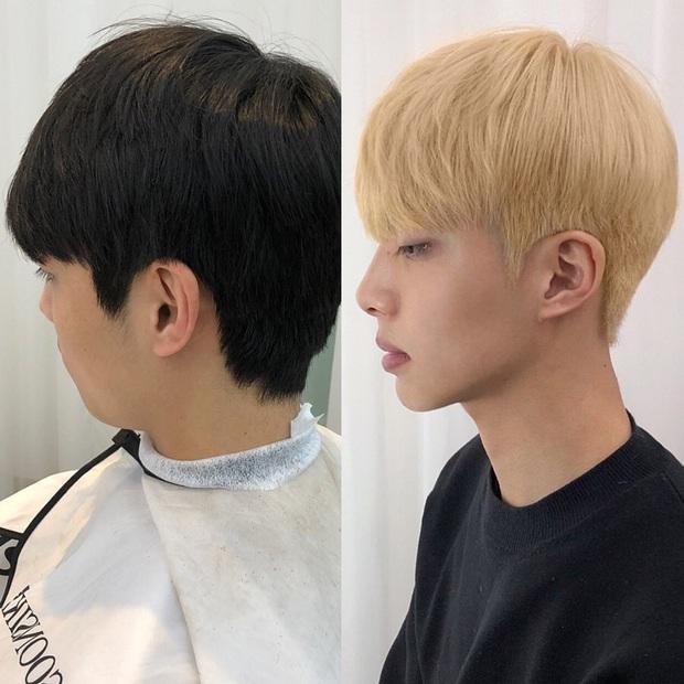 """Những pha """"biến hình"""" cắt tóc nam chứng minh hội con trai tóc tai cứ chuẩn là bảnh hết nút  - Ảnh 8."""