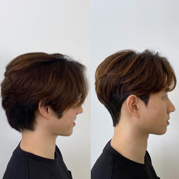 """Những pha """"biến hình"""" cắt tóc nam chứng minh hội con trai tóc tai cứ chuẩn là bảnh hết nút  - Ảnh 6."""