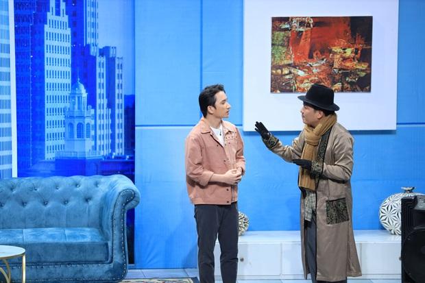Phan Mạnh Quỳnh làm náo loạn Ơn giời, bị gài phải luôn miệng khẳng định mình trai thẳng - Ảnh 3.