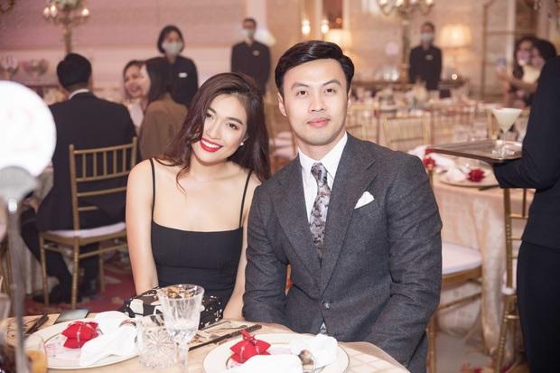 250 khách mời đổ bộ đám cưới Á hậu Thuý Vân: Hội chị em Hoa hậu Hương Giang, Khánh Vân, Trương Ngọc Ánh hội tụ - Ảnh 4.