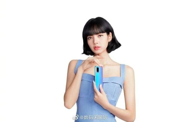Chán Samsung, Lisa BLACKPINK làm đại sứ cho Vivo? - Ảnh 1.