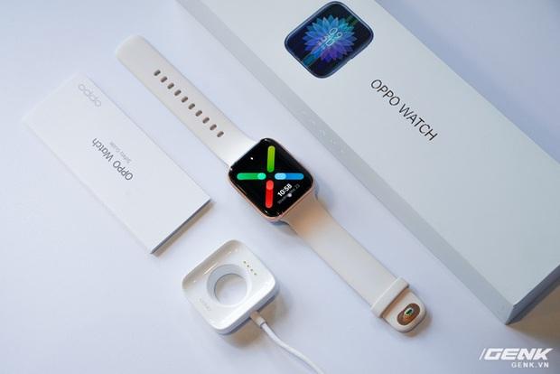 Trên tay OPPO Watch Sơn Tùng M-TP đeo trong MV Có Chắc Yêu Là Đây: Rất đẹp, hoàn thiện tốt không thua Apple Watch, nhìn nghiêng thấy khác biệt - Ảnh 1.