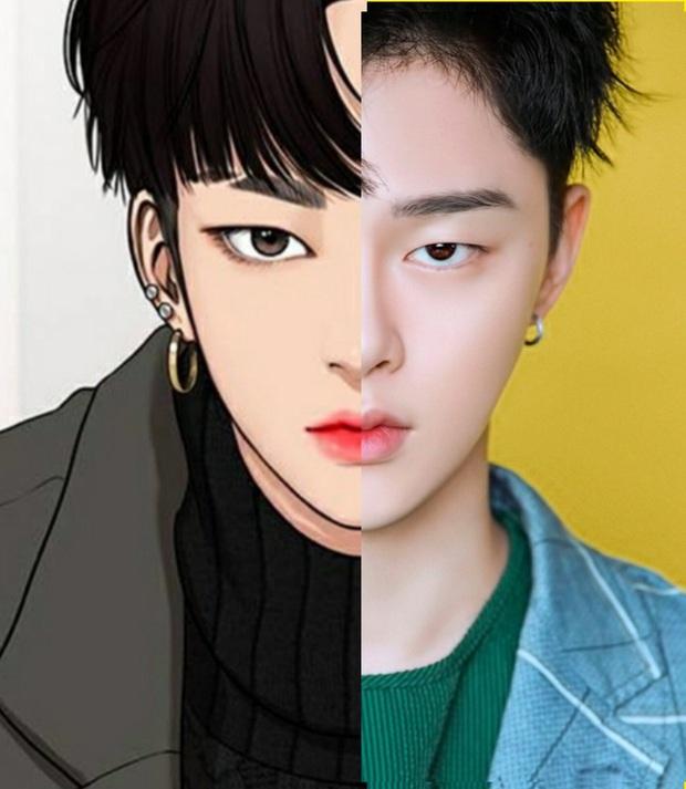 Phim mới của Cha Eun Woo bị ném đá tơi tả vì nghi án đạo nhái hình ảnh idol Kpop - Ảnh 4.