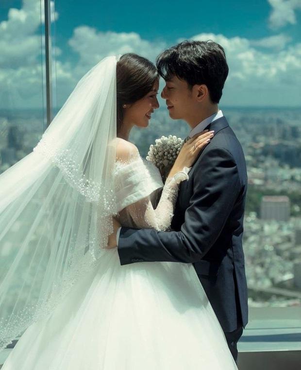 HOT: Thuý Vân chính thức xác nhận mang thai con đầu lòng ngay tại đám cưới, còn tiết lộ luôn giới tính em bé - Ảnh 5.