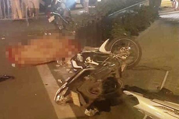 Bạn bè tiếc thương nam sinh 19 tuổi tử vong sau cú va chạm với quái xế ở Hà Nội - Ảnh 1.