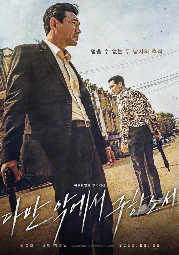 Điện ảnh Hàn tháng 8: Sảng khoái mùa hè với tiệc phim siêu thịnh soạn từ hội sao lớn - Ảnh 2.