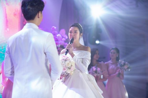 HOT: Thuý Vân chính thức xác nhận mang thai con đầu lòng ngay tại đám cưới, còn tiết lộ luôn giới tính em bé - Ảnh 2.