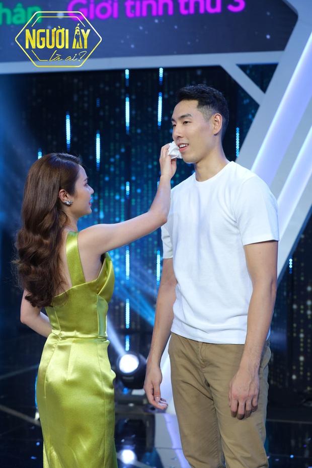 Người ấy là ai: Bằng chứng cho thấy Justin Young và Phan Thiên Tâm là trai tài gái sắc, trời sinh một cặp - Ảnh 8.