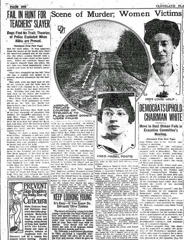 Vụ án giết người bí ẩn gần 100 năm trước: Thi thể 2 cô giáo được học sinh phát hiện bên đường, đến nay hung thủ vẫn là ẩn số - Ảnh 4.