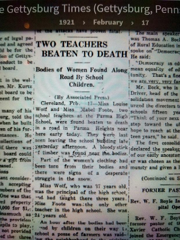 Vụ án giết người bí ẩn gần 100 năm trước: Thi thể 2 cô giáo được học sinh phát hiện bên đường, đến nay hung thủ vẫn là ẩn số - Ảnh 5.