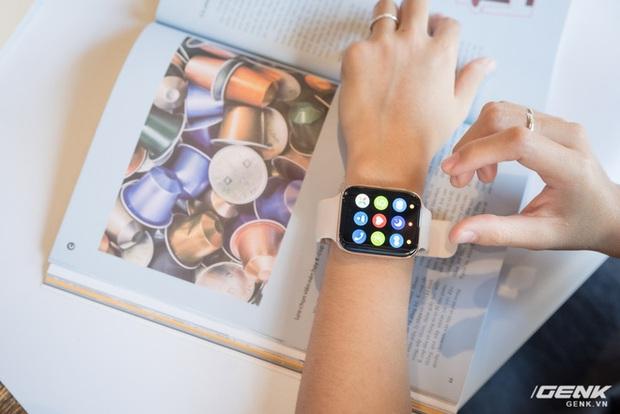 Trên tay OPPO Watch Sơn Tùng M-TP đeo trong MV Có Chắc Yêu Là Đây: Rất đẹp, hoàn thiện tốt không thua Apple Watch, nhìn nghiêng thấy khác biệt - Ảnh 8.