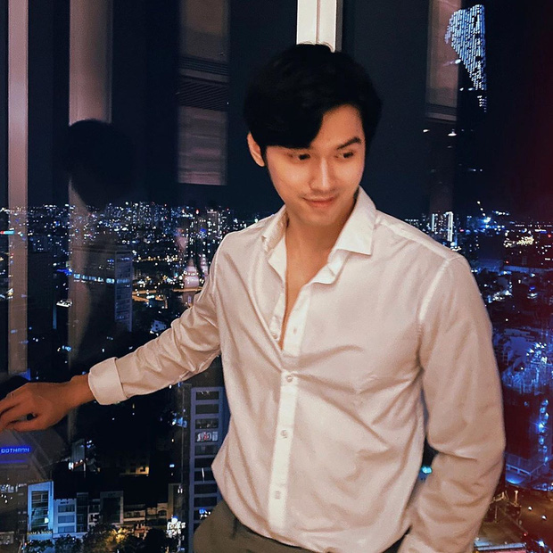 Pre - bạn trai người Thái của Trang Anna có pha dậy thì cực bốc, muốn hỏi anh có đi trượt gò má không vậy? - Ảnh 3.