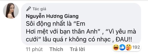 Được mời lên hát góp vui tại đám cưới Á hậu Thuý Vân, Hương Giang gạch 4 đầu dòng tên bài hát khiến BTC toát mồ hôi hột, lẳng lặng rời đi - Ảnh 3.
