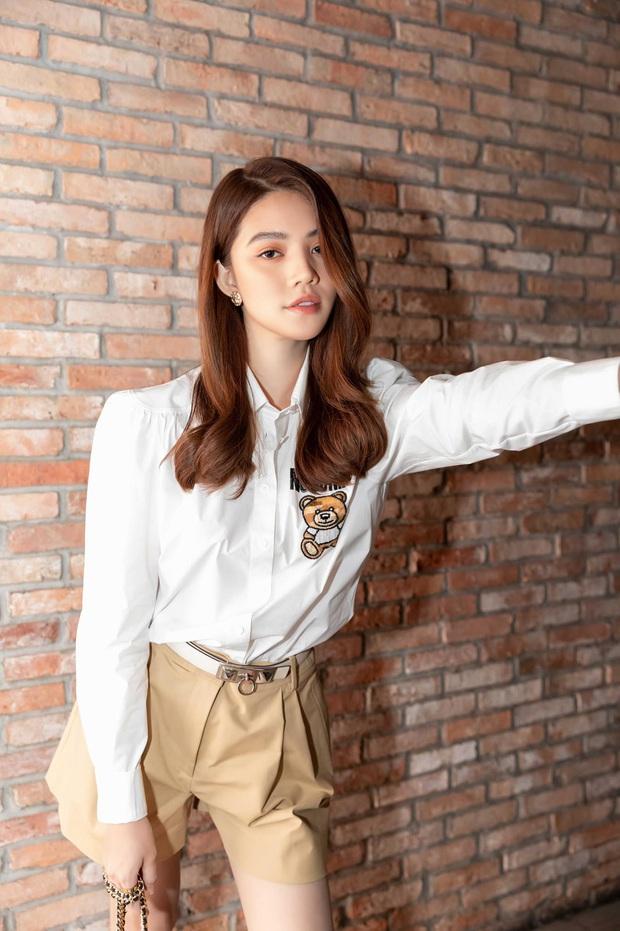 Jolie Nguyễn cuối cùng đã lộ diện sau động thái gây hoang mang, vẻ gầy gò và mái tóc thay đổi thu hút sự chú ý - Ảnh 6.