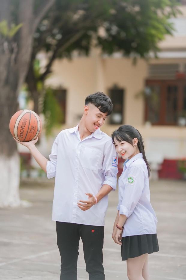 Chàng 1m8 - nàng 1m5 nên duyên ở sân bóng rổ, từng là đối thủ rồi mê nhau lúc nào không hay - Ảnh 5.