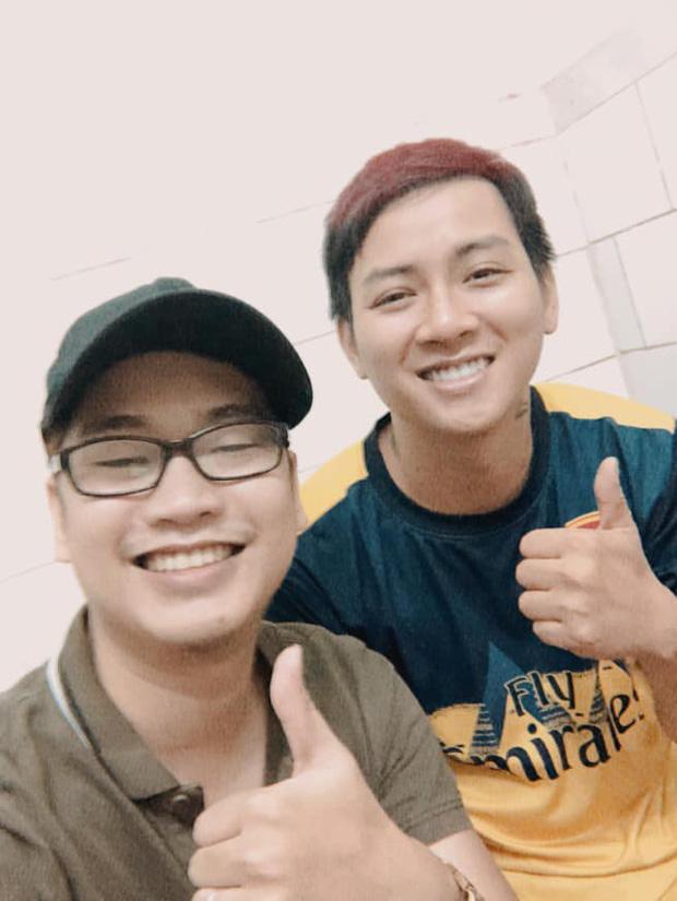 Hoài Lâm nhập viện ở TP.HCM, quản lý tiết lộ tình trạng hiện tại của nam ca sĩ - Ảnh 2.