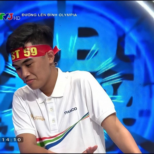 Nam sinh Hà Nội xuất sắc phá vỡ thêm 1 kỷ lục ở chương trình Đường lên đỉnh Olympia - Ảnh 2.