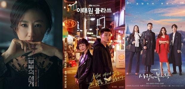 Toàn cảnh truyền hình Hàn nửa đầu 2020: Nốt trầm không ít nhưng vẫn đầy điểm sáng giữa mùa dịch - Ảnh 1.