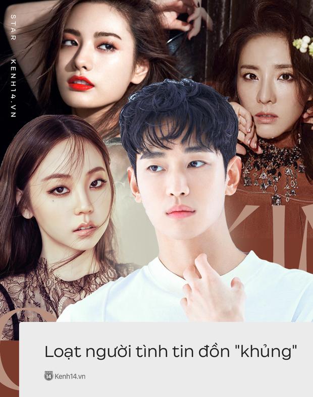 Điều ít ai tỏ về Kim Soo Hyun: Bố ruột và em cùng cha khác mẹ lợi dụng, mắc bệnh tim và cơ duyên với điên nữ Seo Ye Ji - Ảnh 19.