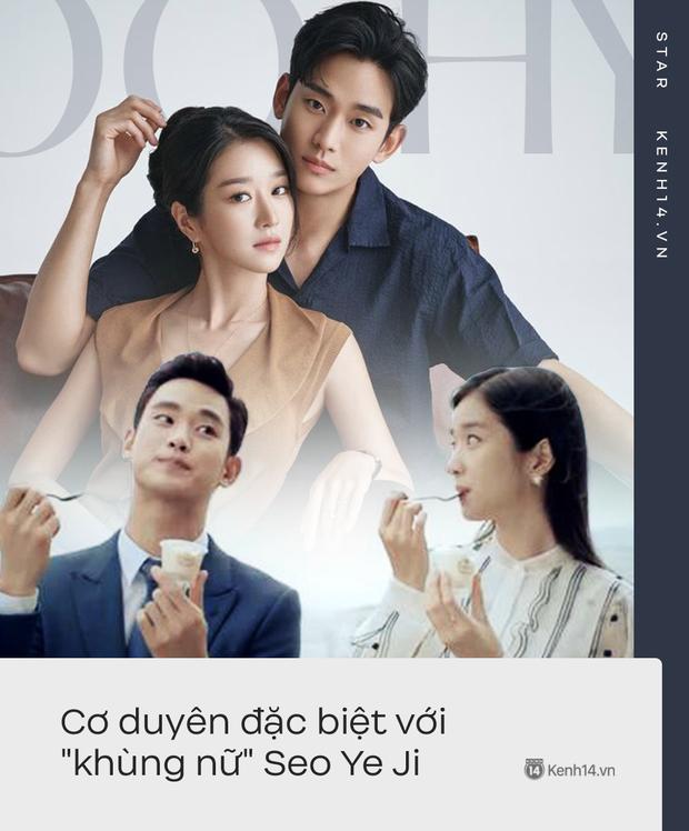 Điều ít ai tỏ về Kim Soo Hyun: Bố ruột và em cùng cha khác mẹ lợi dụng, mắc bệnh tim và cơ duyên với điên nữ Seo Ye Ji - Ảnh 23.