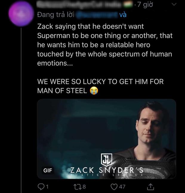 Bóng gió chê bai cha đẻ Avengers, đạo diễn Justice League khoe hẳn suit đen siêu bốc của Superman để dằn mặt - Ảnh 7.