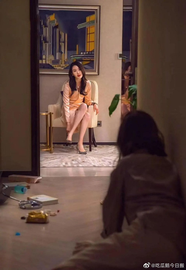 Loạt cảnh quay kinh điển tạo nên thương hiệu hàng loạt sao Hoa ngữ đình đám, không mọt phim Trung nào là không biết - Ảnh 3.