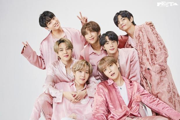 30 ca sĩ Hàn hot nhất hiện nay: BTS No.1 không bất ngờ bằng nam ca sĩ nhạc Trot đánh bật BLACKPINK và loạt idol - Ảnh 2.
