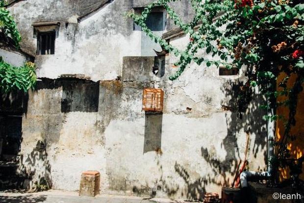 """Bức tường """"huyền thoại"""" ở Hội An được cải tạo, phủ màu trắng tinh: Du khách tiếc nuối, dân bản địa lại ủng hộ hết lòng - Ảnh 2."""