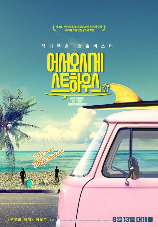 Điện ảnh Hàn tháng 8: Sảng khoái mùa hè với tiệc phim siêu thịnh soạn từ hội sao lớn - Ảnh 8.
