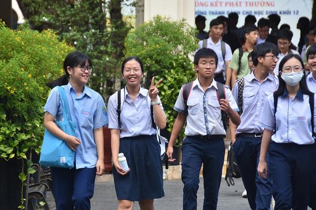 Sáng mai (27-7): Công bố điểm thi lớp 10 tại TP HCM  - Ảnh 1.