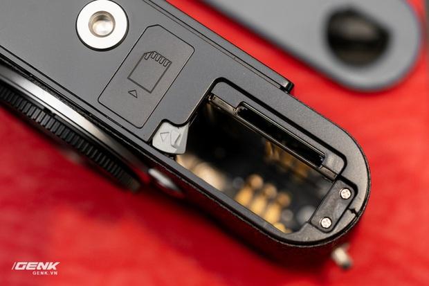 Đập hộp máy ảnh Leica M10-R: Vẫn là nét lạnh lùng hấp dẫn, cảm biến 40 MP, giá 219 triệu đồng - Ảnh 12.